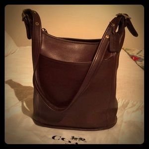 Coach hobo handbag